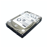 Hard Disc Drive dedicated for DELL server 2.5'' capacity 300GB 10000RPM HDD SAS 6Gb/s MTV7G-RFB | REFURBISHED