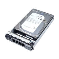 Hard Disc Drive dedicated for DELL server 3.5'' capacity 1TB 7200RPM HDD SAS 6Gb/s U738K