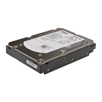 Hard Disc Drive dedicated for DELL server 3.5'' capacity 2TB 7200RPM HDD SAS 12Gb/s XP99D-RFB | REFURBISHED