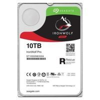 Hard Disk Drive Seagate IronWolf 3.5'' HDD 10TB 7200RPM SATA 6Gb/s 256MB | ST10000VN0004