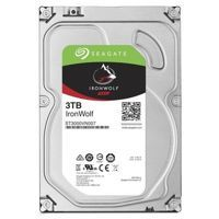 Hard Disk Drive Seagate IronWolf 3.5'' HDD 3TB 5900RPM SATA 6Gb/s 64MB | ST3000VN007