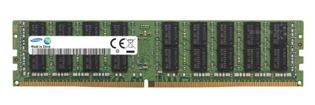 Memory RAM 1x 64GB Samsung ECC LOAD REDUCED DDR4  2400MHz PC4-19200 LRDIMM | M386A8K40BM1-CRC
